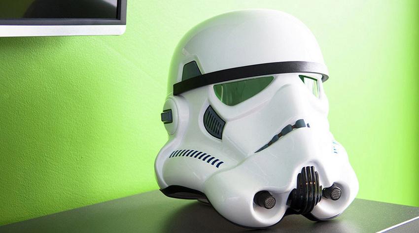Bist du nicht ein wenig zu klein für einen Stormtrooper